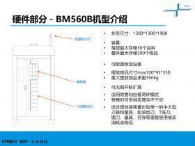 BM转筒式智能刀具柜